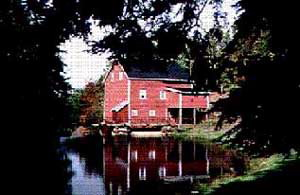 The Balmoral Gristmill, just a 5 minute drive away