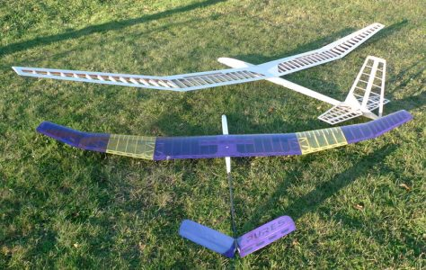 Sailplanes and Sailplane Builds
